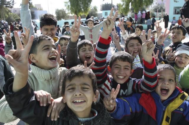 Refugiați Sirieni