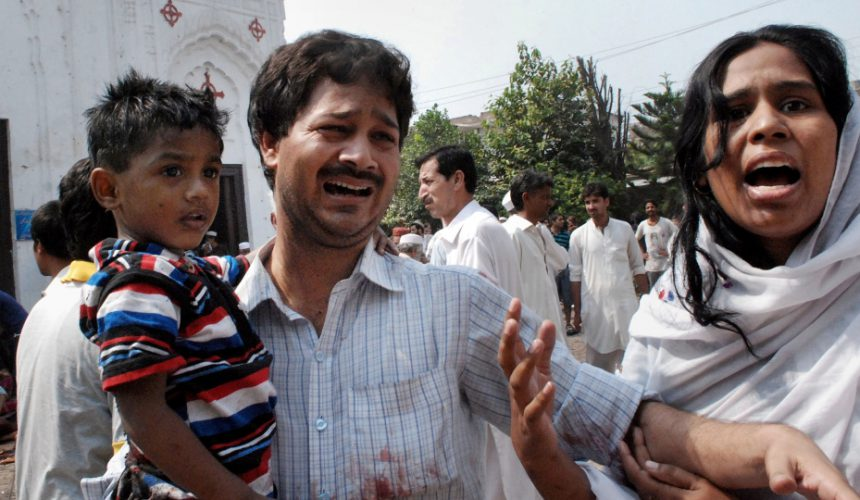 Rugați-vă pentru creștinii din Quetta