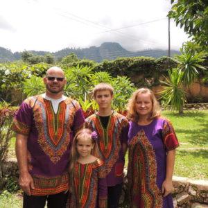 Marianciuc Family