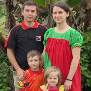 Taciuc Family