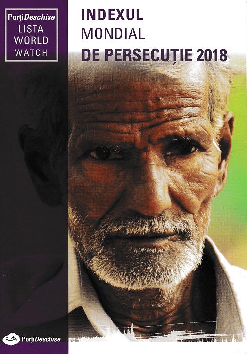 Agenția Kairos - Indexul Mondial De Persecuție 2018
