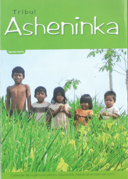 Tribul Ashaninka - Agenţia Kairos