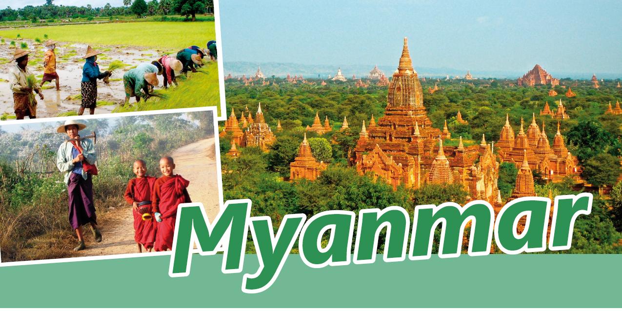 Myanmar Flyer