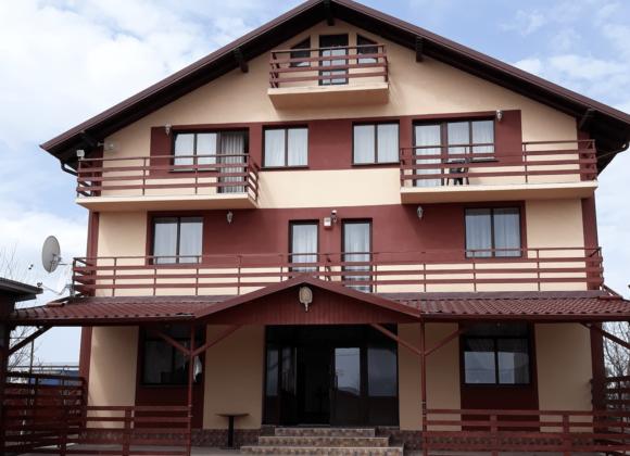 Proiect: Clădire pentru Școala de Misiune Transculturală Kairos