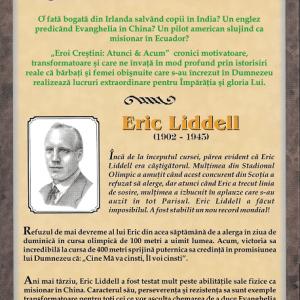 Agenția Kairos - Eric Liddell - Back