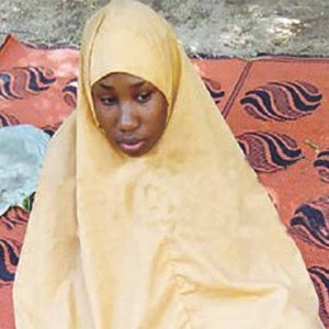 New Voice Recording of Boko Haram Captive Leah Sharibu Brings Hope