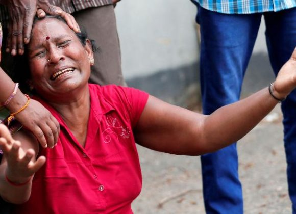 Atacuri cu Bombe asupra Creștinilor din Sri Lanka