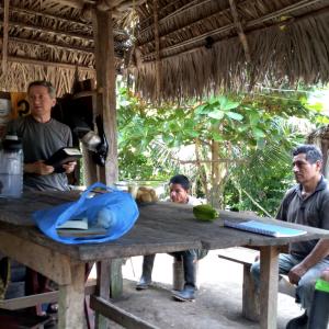 Echipa de misiune Kairos pe termen scurt – Peru
