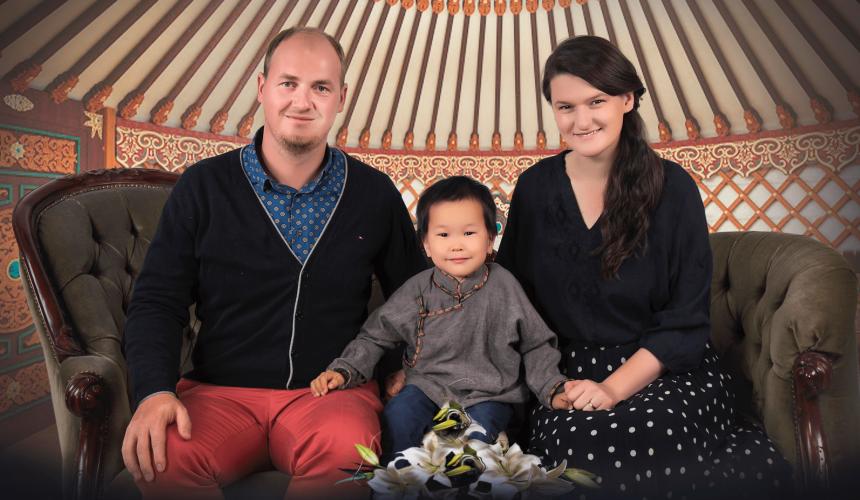 SAMI ȘOLDAN – Interviu la RVE Suceava despre Lucrarea din Mongolia