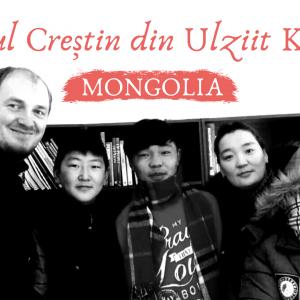 Sami Șoldan – Centrul Creștin din Ulziit Khoroo, Mongolia