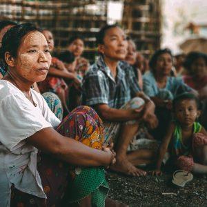 Săteni din Myanmar eliberați după șase luni de captivitate