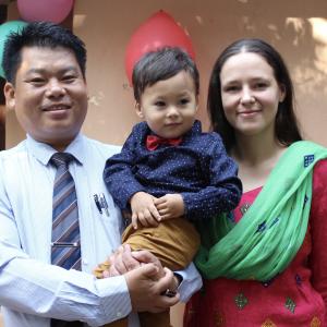 Vești și motive de rugăciune – familia Rai, India