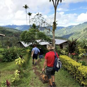 32 de ani în junglă – Scrisoare misionară (Familia Taciuc, PNG)