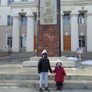 Vești din Mongolia – Sami și Ani Șoldan