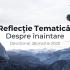 Reflecție Tematică: Despre înaintare – Devoțional, 28 martie 2020