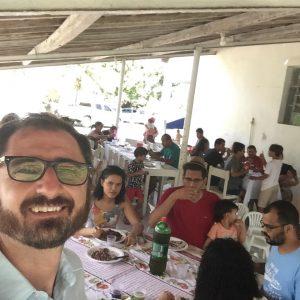 Scrisoare din Brazilia (Fernando și familia)