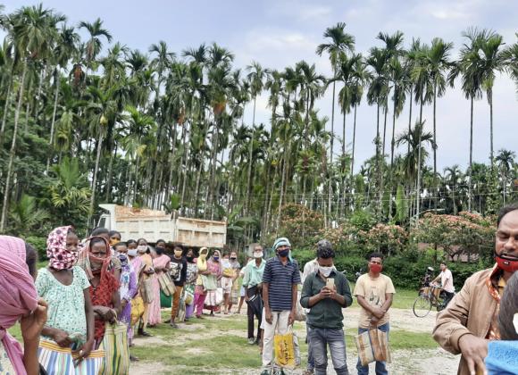 500 de familii – Scrisoare de Informare, Familia Bagdas (India)