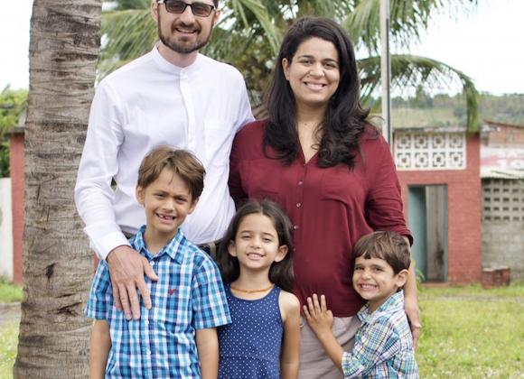 Noutăți despre Carolina – Scrisoare Familia Frîncu, Brazilia