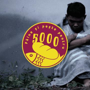 Pâine și pește pentru 5.000