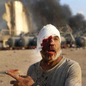 Libanul era deja într-o stare de tulburare. Apoi a venit explozia.