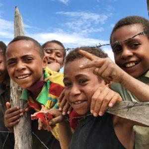 Susținerea proiectelor de educație – Familia Taciuc, PNG