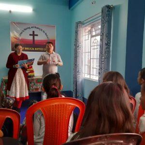 Scrisoare de rugăciune – Familia Rai, India