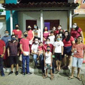Vești de la noi – Familia Frîncu, Brazilia