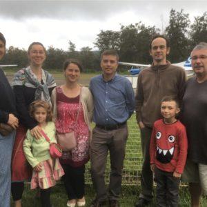 Scrisoare de informare: Actualizare medicală (Familia Taciuc, PNG)
