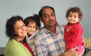 Familia Bagdas, India