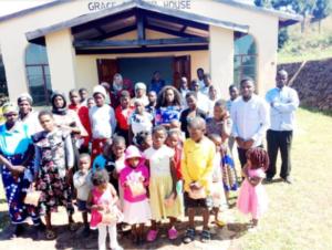 Adunarea din satul Nsanama