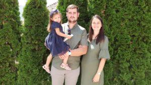 Familia Nagy, Zsolt și Estera